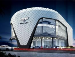 BENTLEY SHOWROOM @ UMM AL SHEIF