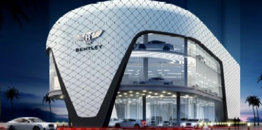 Bentley Motor Showroom