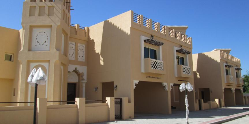 CONT- ALABBAR CONT  PROJECT-G+1 22NO. VILLA AT JUMIRAH