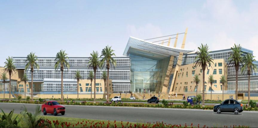 womens college at Sharjah